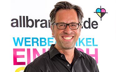 Marco Krahmer - allbranded - StartupBrett