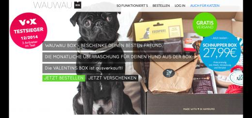 WauWau Box - StartupBrett