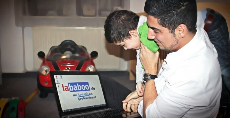 Wie gründet man als frisch gewordener Papa ein Start-up? - StartupBrett