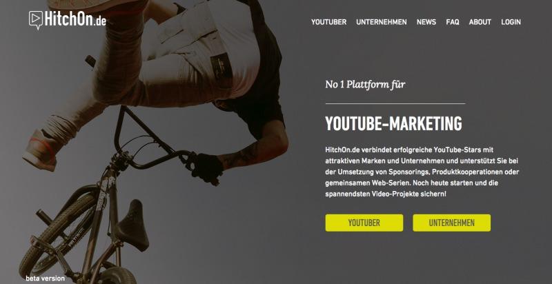 HitchOn - StartupBrett