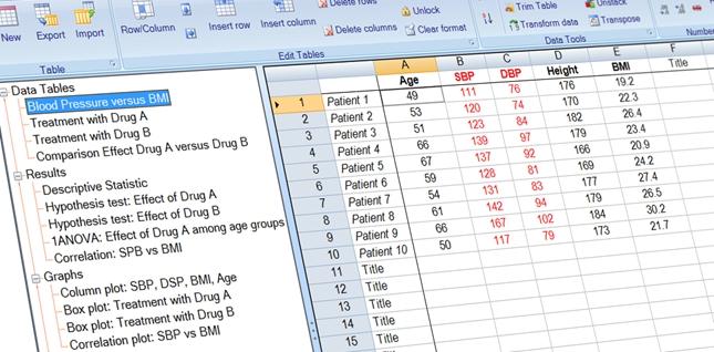 Statistiken füllen unser Leben, aber auch das Studium? - StartupBrett