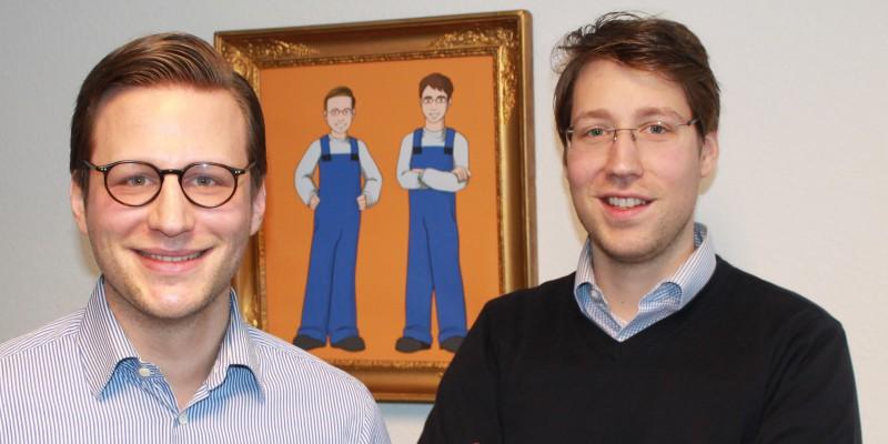 Monteurzimmer gesucht! - Wie zwei Brüder ihre clevere Geschäftsidee verwirklichten - StatupBrett
