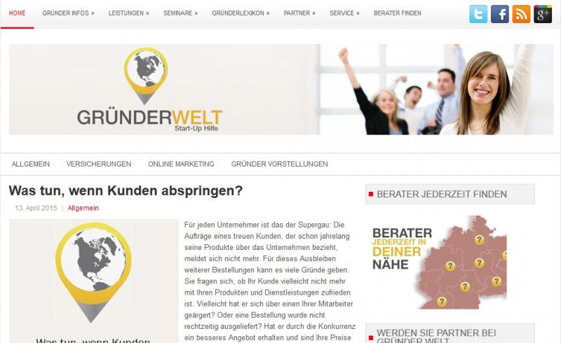Gründer Welt - StartupBrett