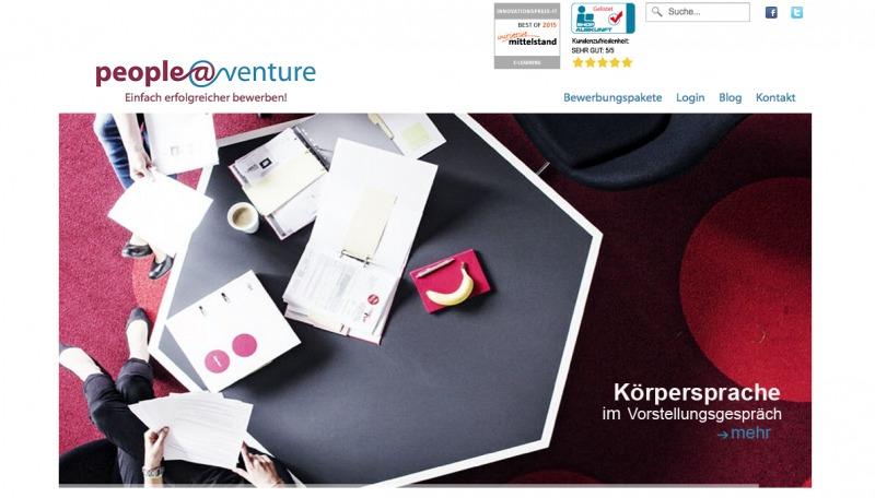 peopleatventure.de - StartupBrett