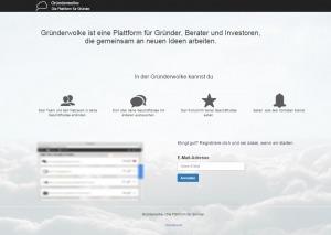 Gründerwolke - StartupBrett