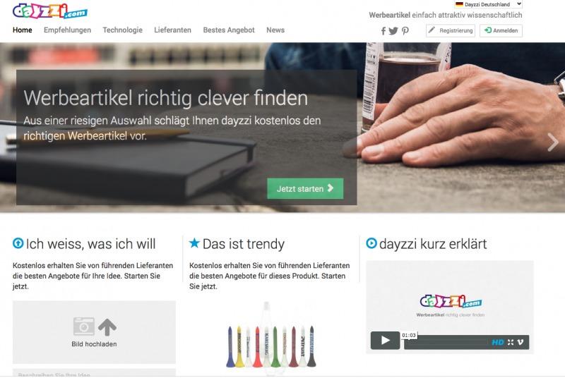 dayzzi.com - Startupbrett