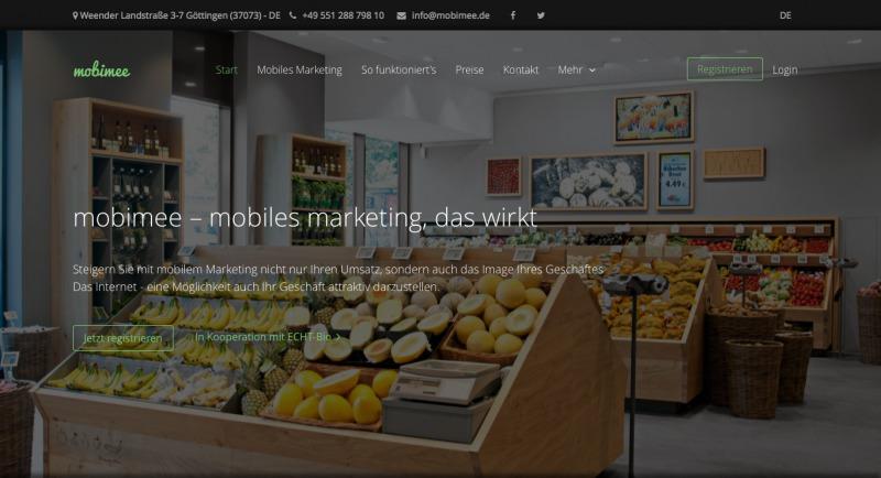 mobimee UG (haftungsbeschränkt) - StartupBrett