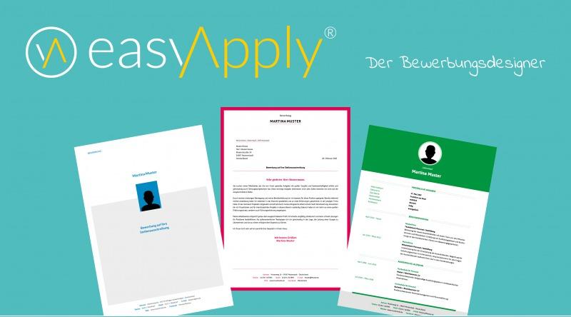 easyApply –der Bewerbungsdesigner - StartupBrett