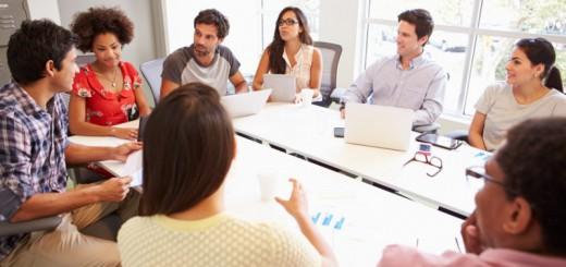 Warum sich Konzerne wie Start-ups präsentieren - StartupBrett