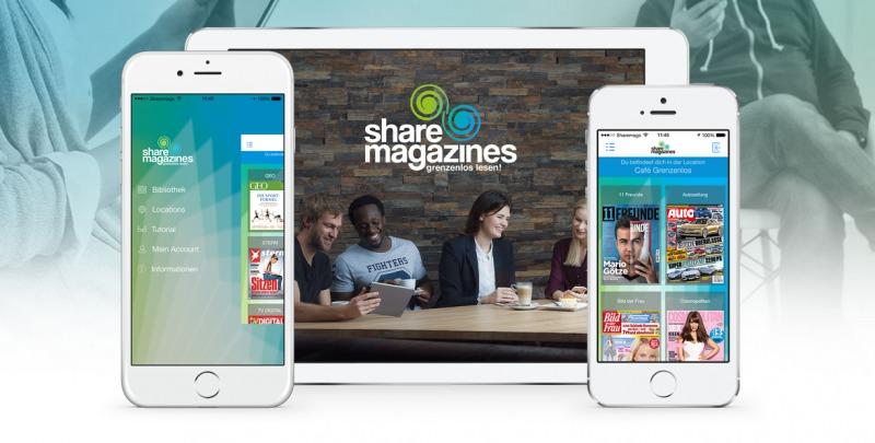 sharemagazines GmbH - StartupBrett