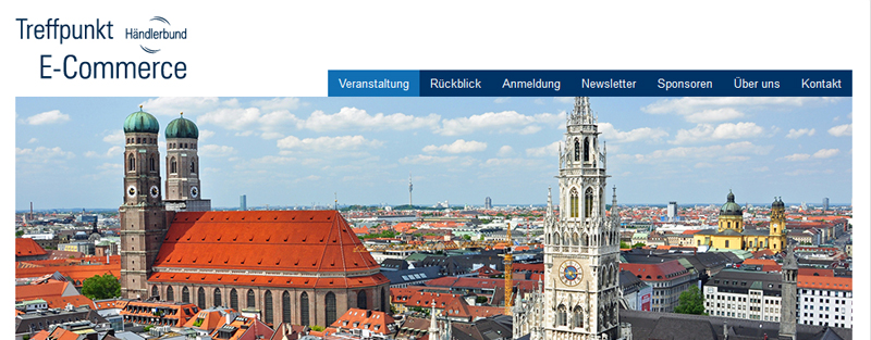 Treffpunkt E-Commerce am 11. Juni 2015 in München - StartupBrett