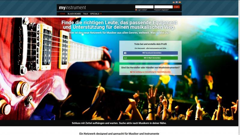 myinstrument - StartupBrett