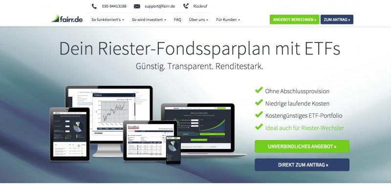 Fairr.de - StartupBrett