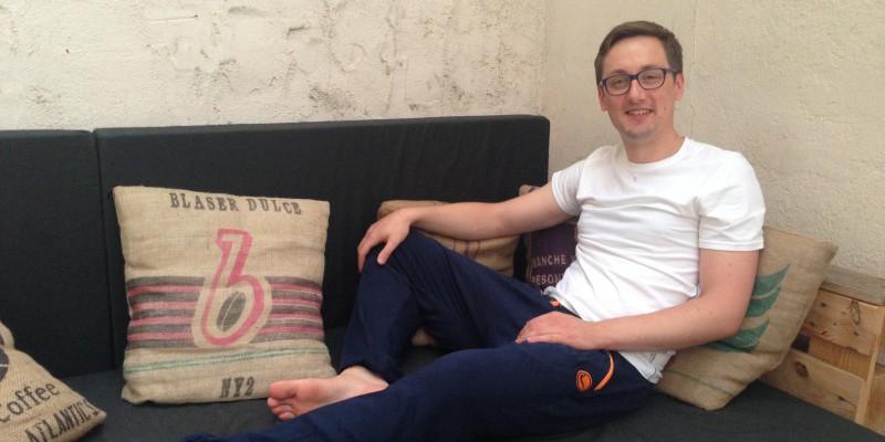 Die Kleidung ist für den Kunden gedacht - Get Lazy - StartupBrett