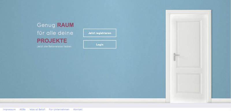 Die Revolution beginnt: Projectroom ist in der Betaversion online! - StartupBrett