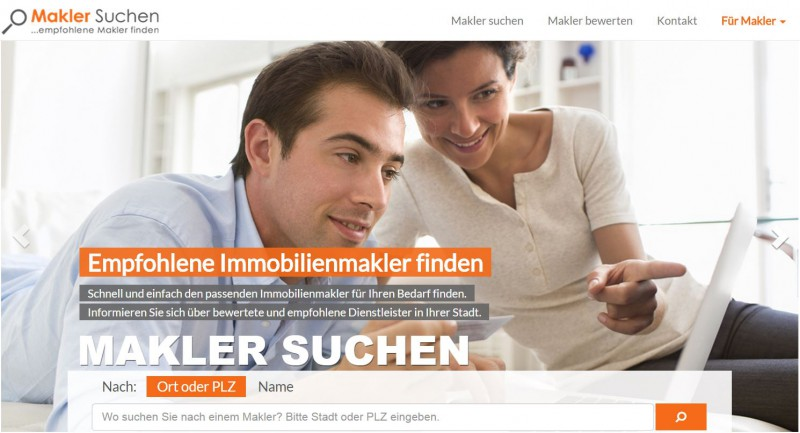 MaklerSuchen.com - StartupBrett