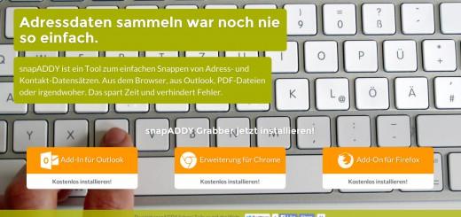 snapADDY - StartupBrett