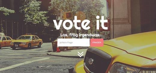 vote it - StartupBrett