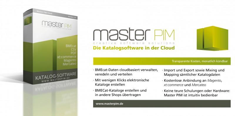 Master PIM GmbH - StartupBrett