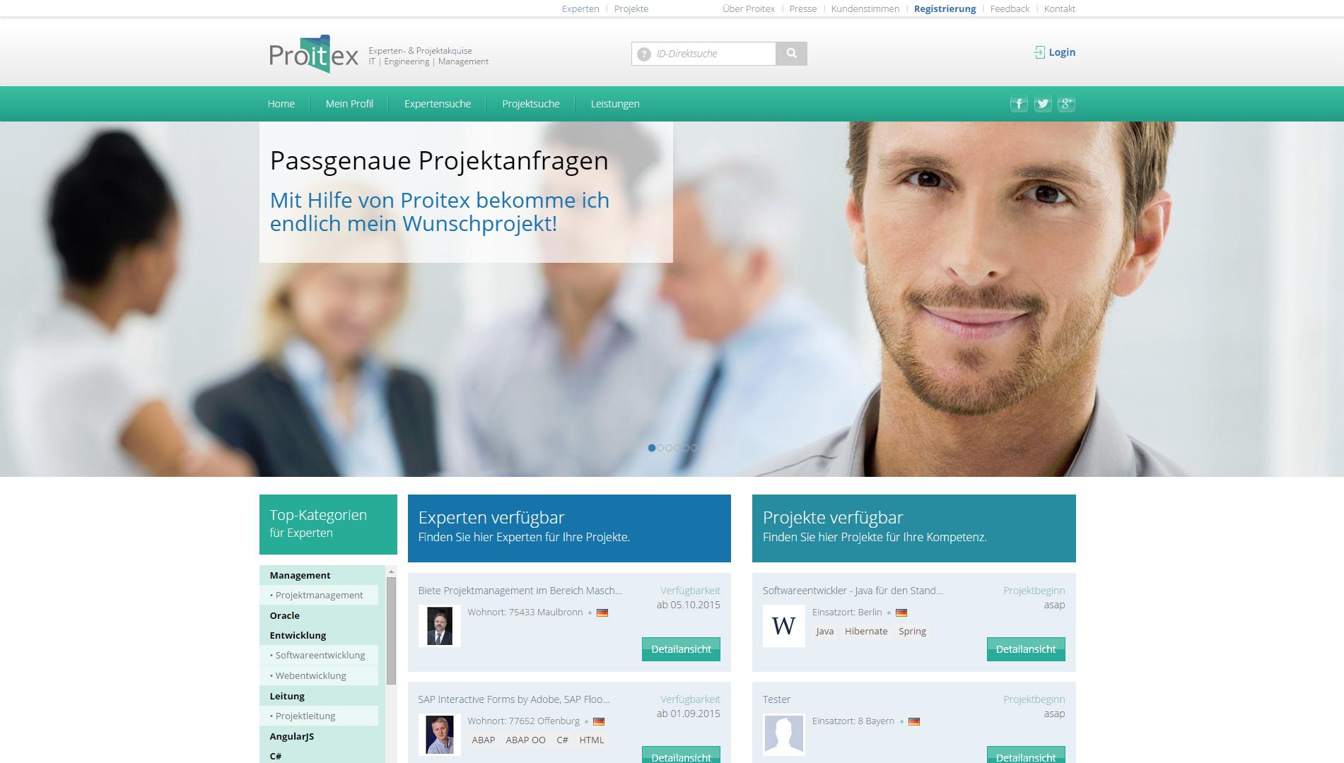 Proitex - StartupBrett