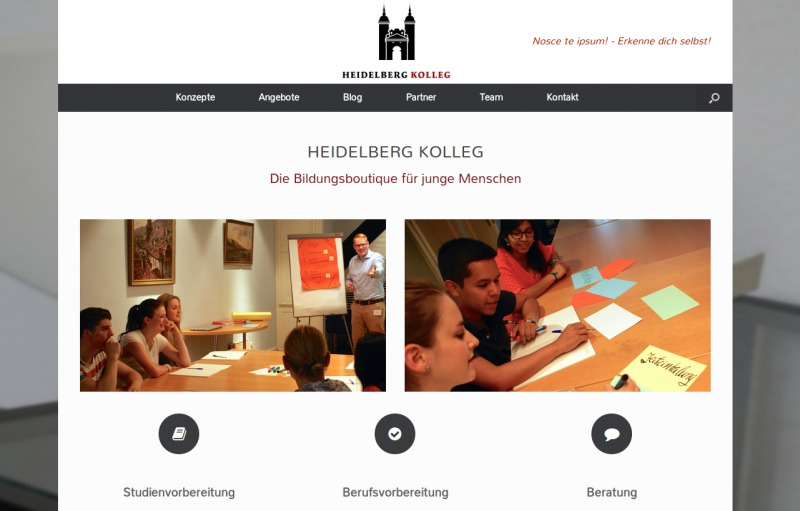HDK Heidelberg Kolleg UG (haftungsbeschränkt) - StartupBrett