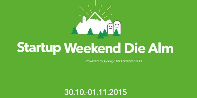 """Startup Weekend """"Die Alm"""" - Future Mobility – 30.10 bis 01.11.2015 - StartupBrett"""