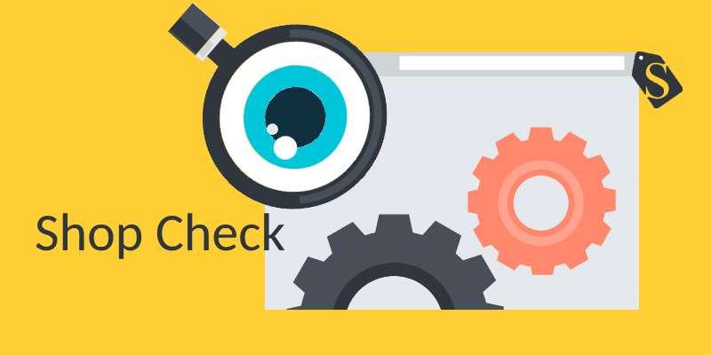 Wie gut ist mein Onlineshop? Jetzt gratis Shop Check sichern - StartupBrett