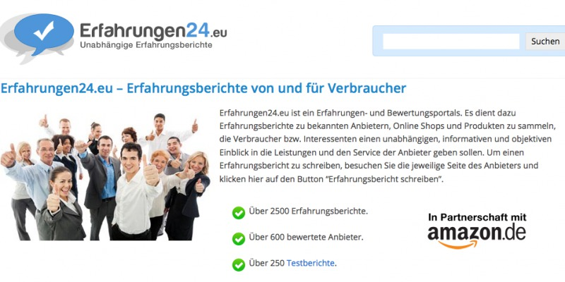 Erfahrungen24 Eu