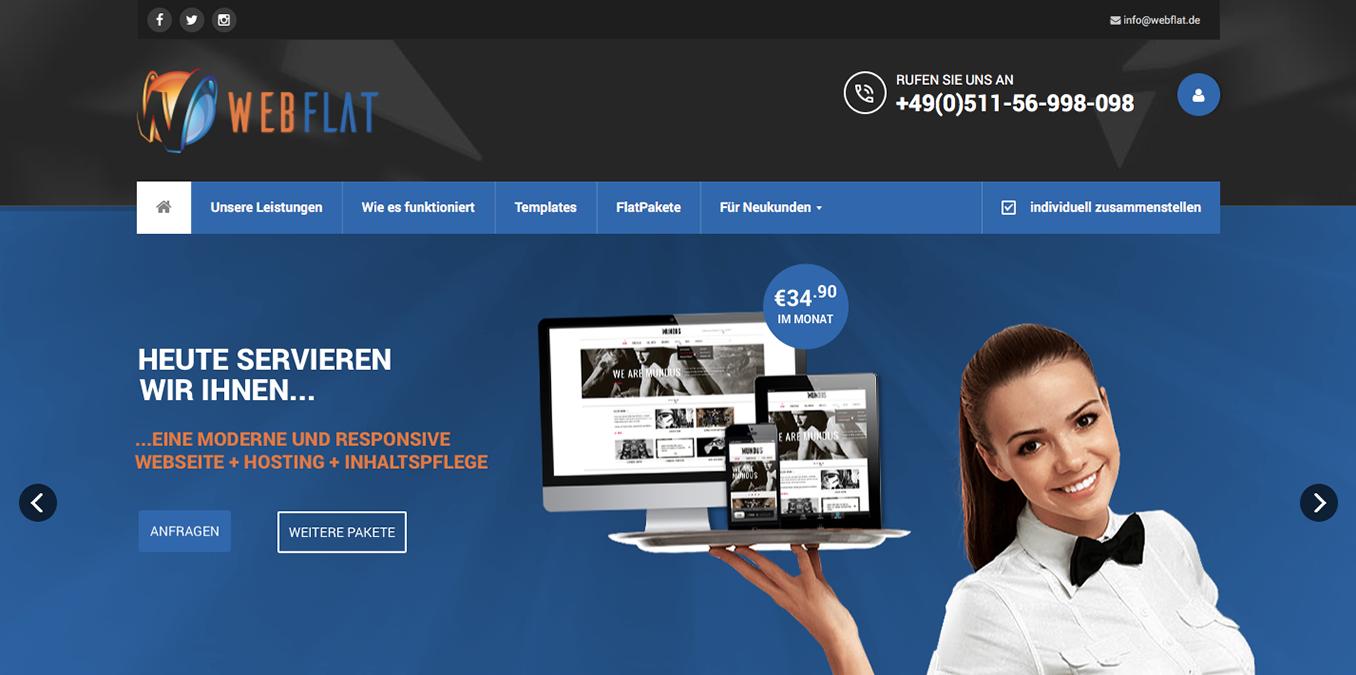 WebFlat