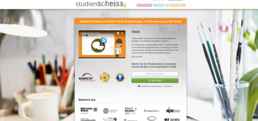Studienscheiss UG (haftungsbeschränkt)