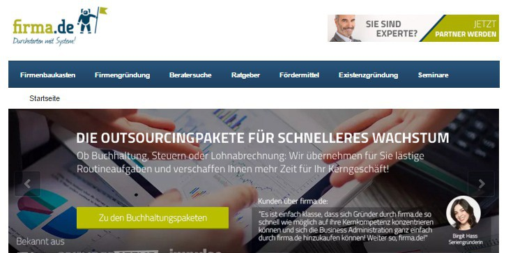 firma.de