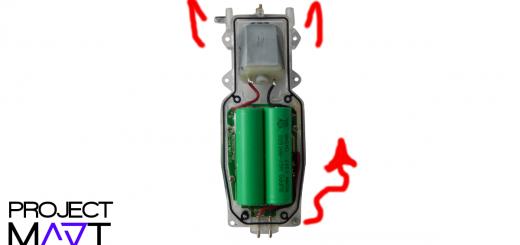 Frust als Antrieb zum Gründen - Elektronischer Rasierer Elektronik - StartupBrett