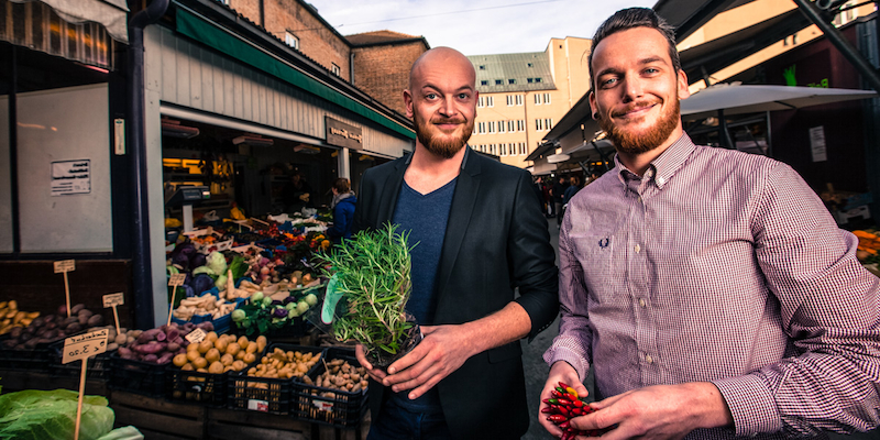 Start-up des Jahres 2015 - littlelunch - StartupBrett