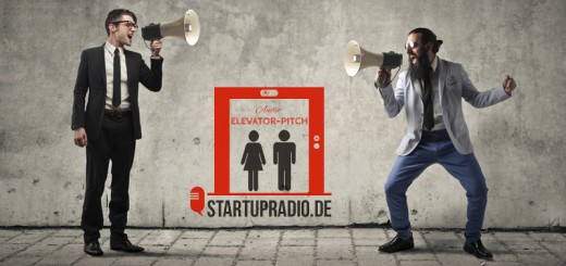 Startupradio launched einen Audio-Elevator-Pitch für Start-ups