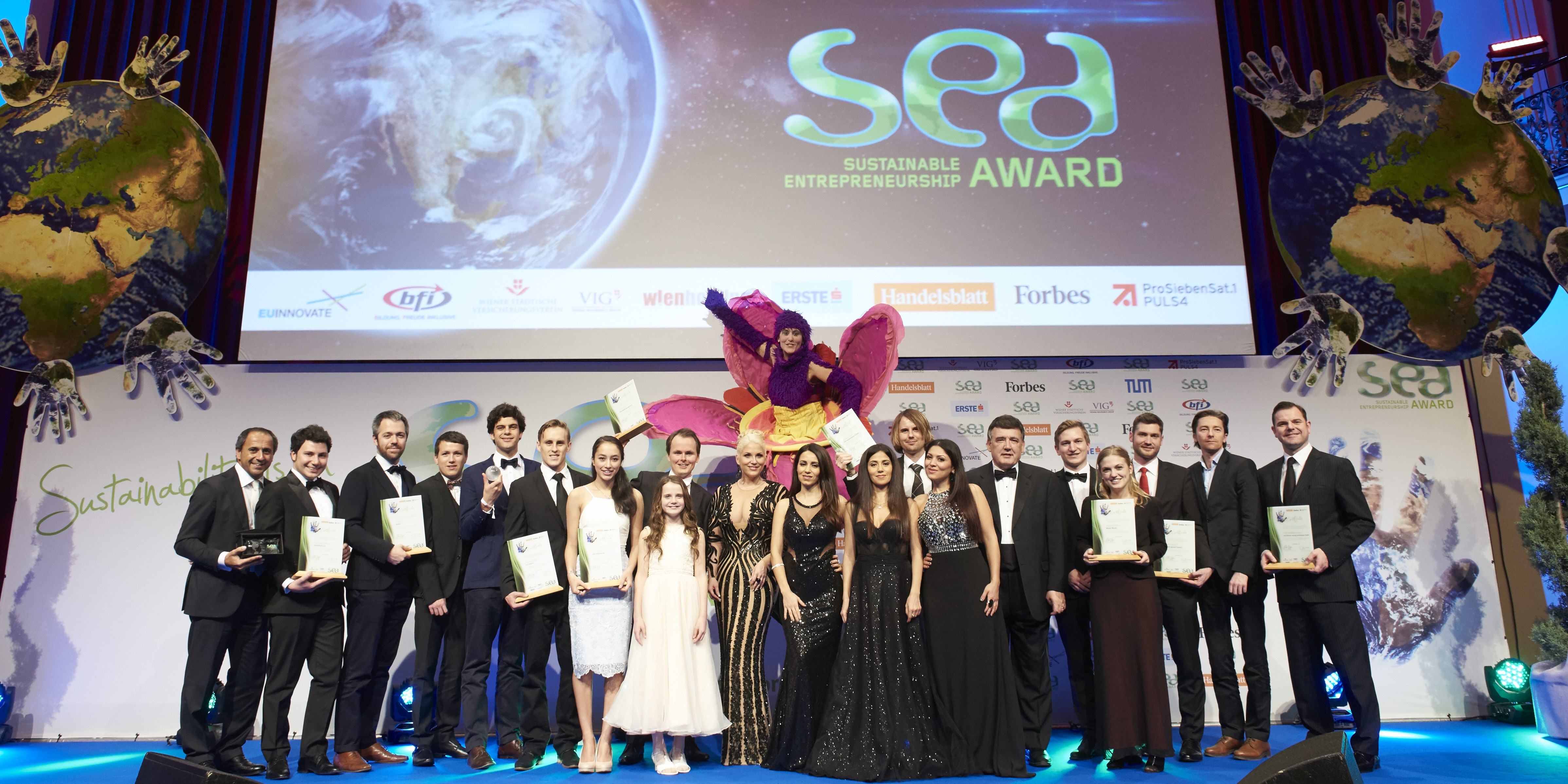 SEA 2016 – Sustainable Entrepreneurship Award: Werde Sustainable Entrepreneur des Jahres 2016