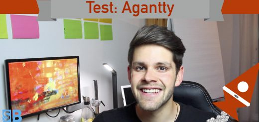 Start up Willi testet: Agantty