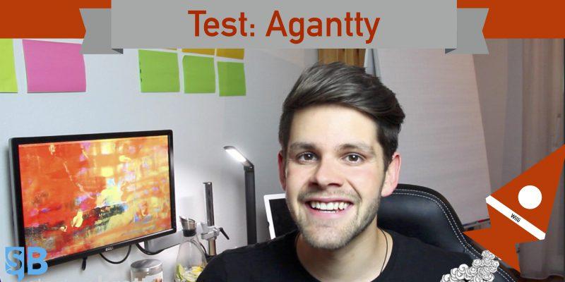 Start up Willi testet: Agantty