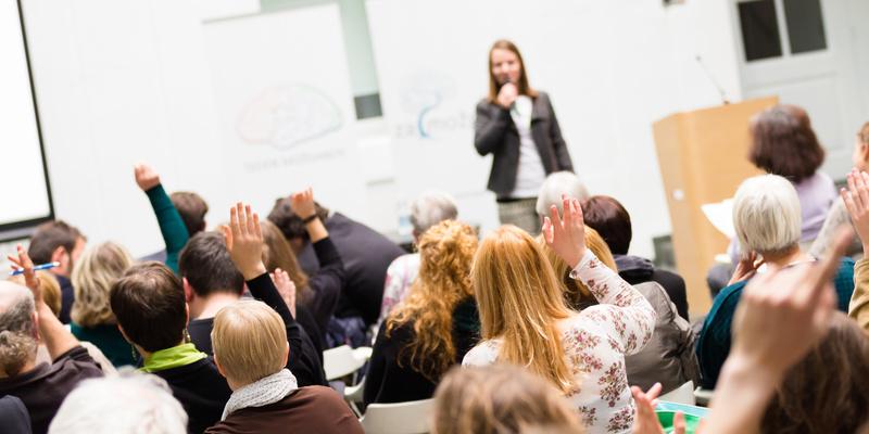 Wie Du als Speaker auf der nächsten Start-up-Konferenz überzeugen kannst