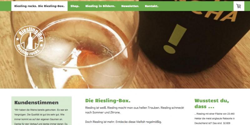 Riesling-Box