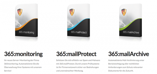365monitoring - IT-Security made easy.