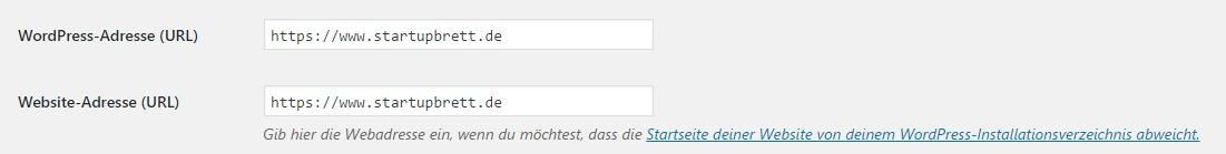 einstellungen_allgemein_startupbrett_wordpress_https