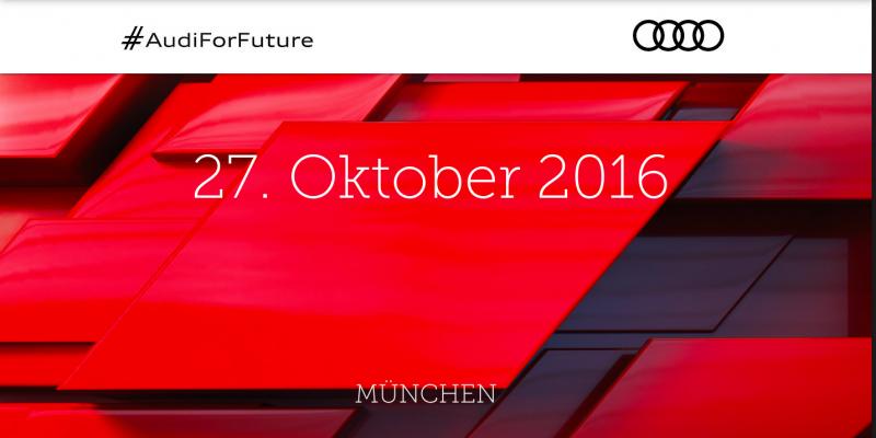 """Wir bringen Dich zum """"CEO meets Start-up""""-Dinner bei der #AudiForFuture"""