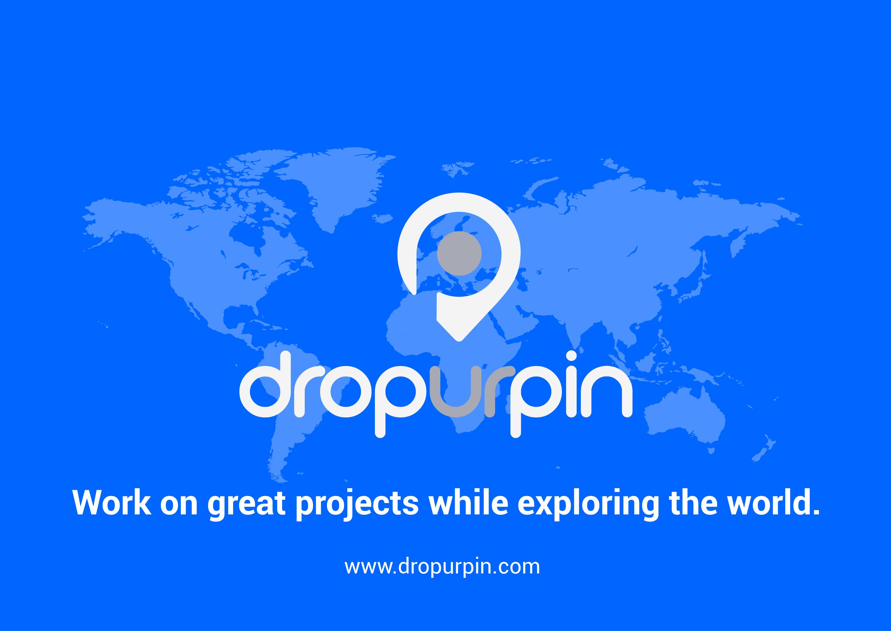 DropUrPin