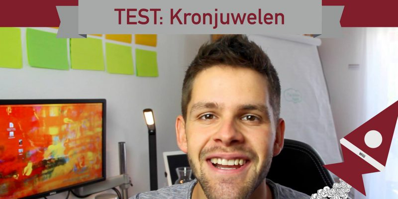 Start up Willi testet: Kronjuwelen