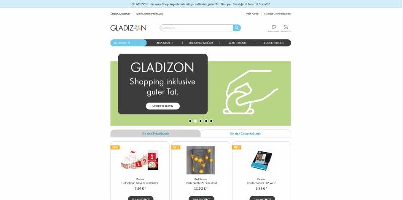 GLADIZON