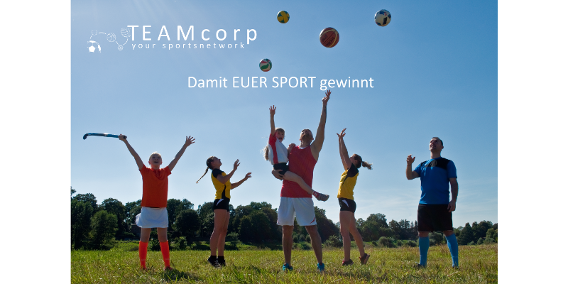 TEAMcorp - your sportsnetwork