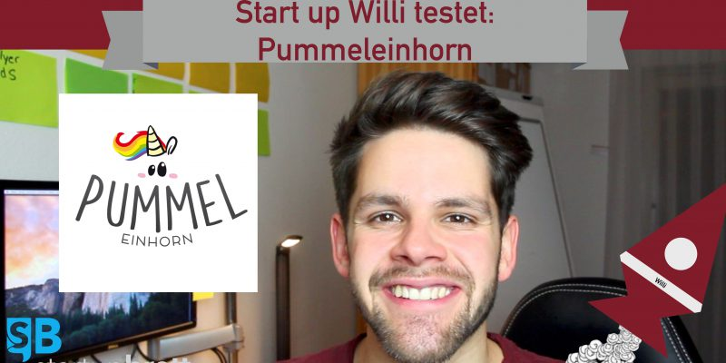Start up Willi testet: Pummeleinhorn