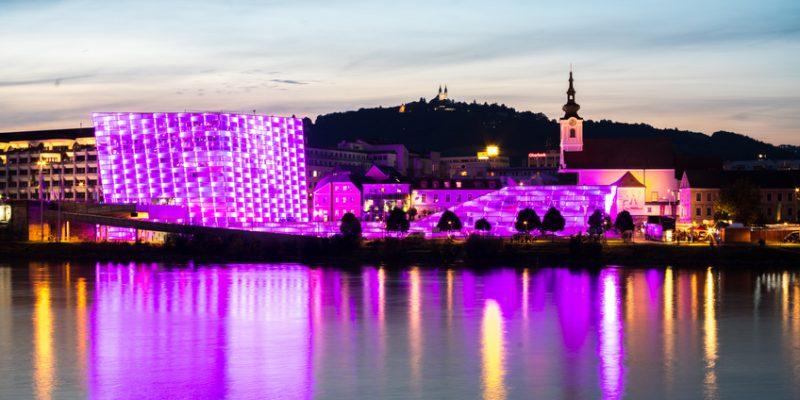 Linz - aufstrebende Start-Up-Stadt