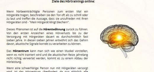 Hoertraining-online.de