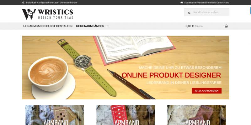 wristics - design your time